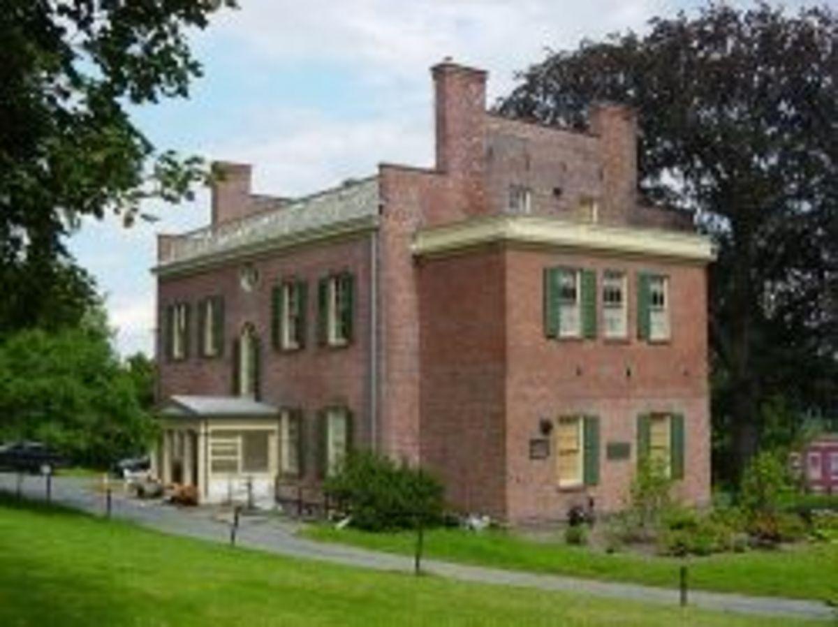 Ten Broeck Mansion by MarkStemp58
