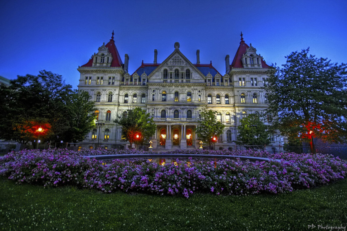 NYS Capitol Building - Albany