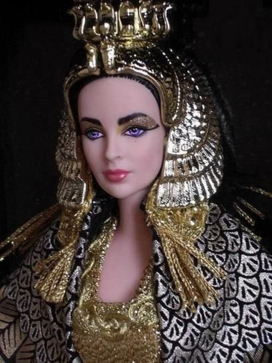 The Barbie Doll - Elizabeth Taylor