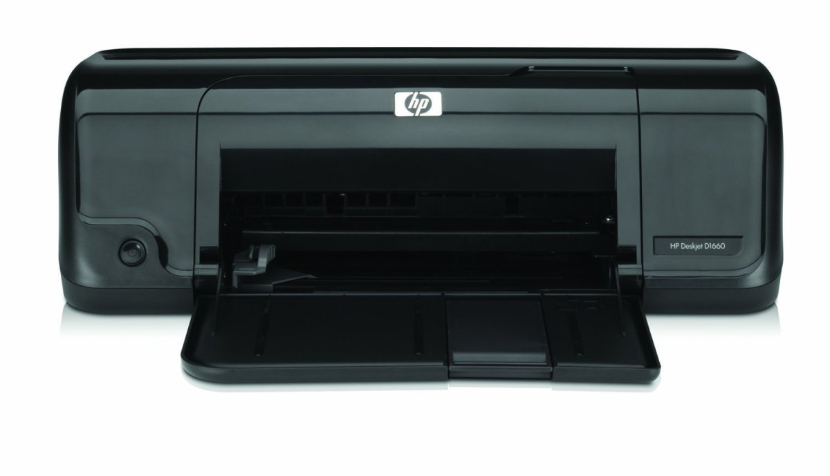 Single Function Black Hp Deskjet D1660 Inkjet Printer (Ip) Vs Its Rival Printers