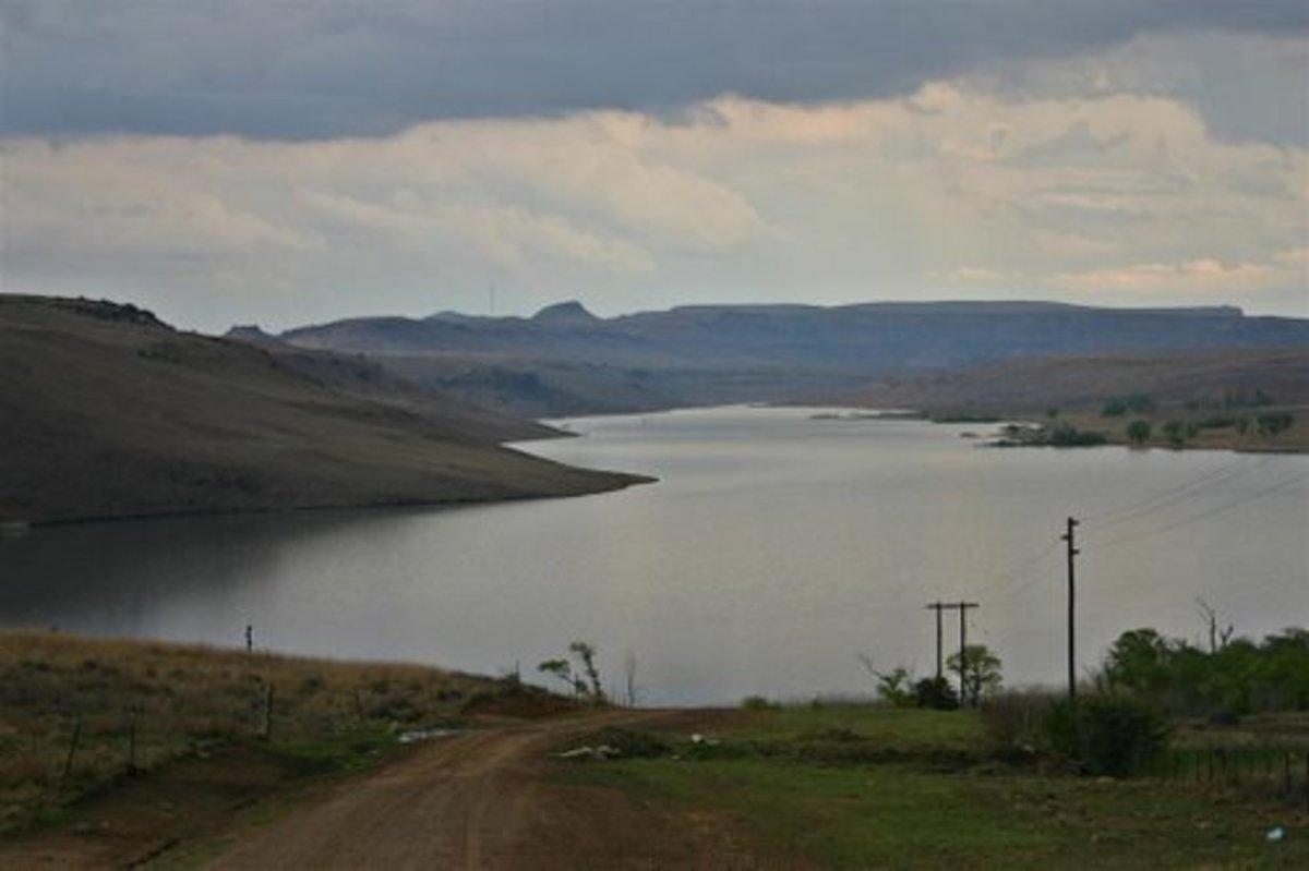 Saulspoortdam