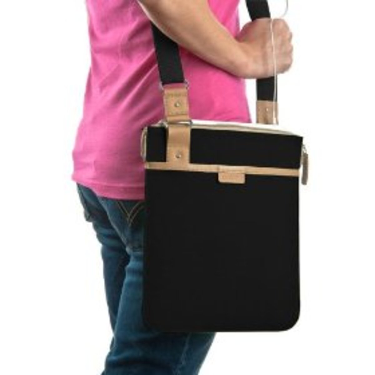 iPad Purse in Black