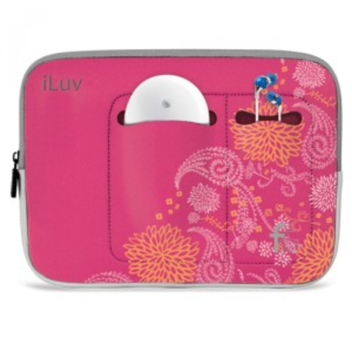 iluv iPad Purse in Pink