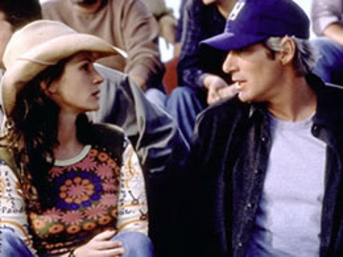 Julia Roberts & Richard Gere in Runaway Bride