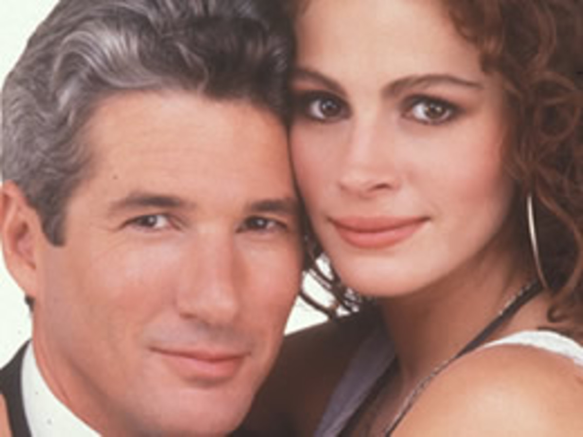 How many Richard Gere & Julia Roberts Movies are there?