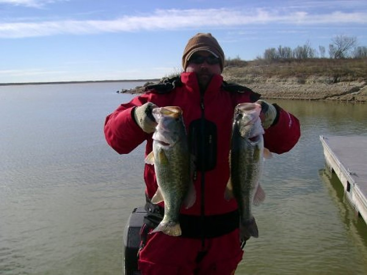 Lakes in west texas for Red lake fishing