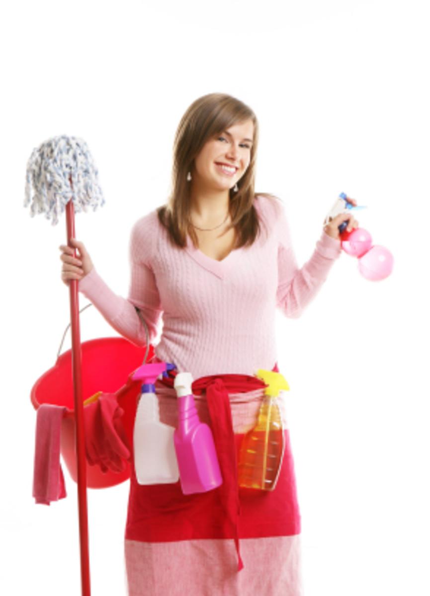 Seasonal Change House Cleaning