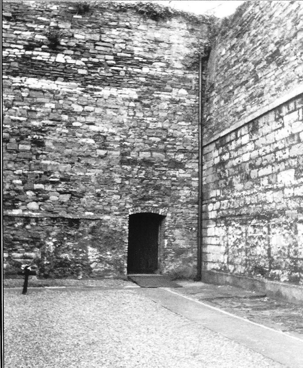 Kilmainham Jail Yard