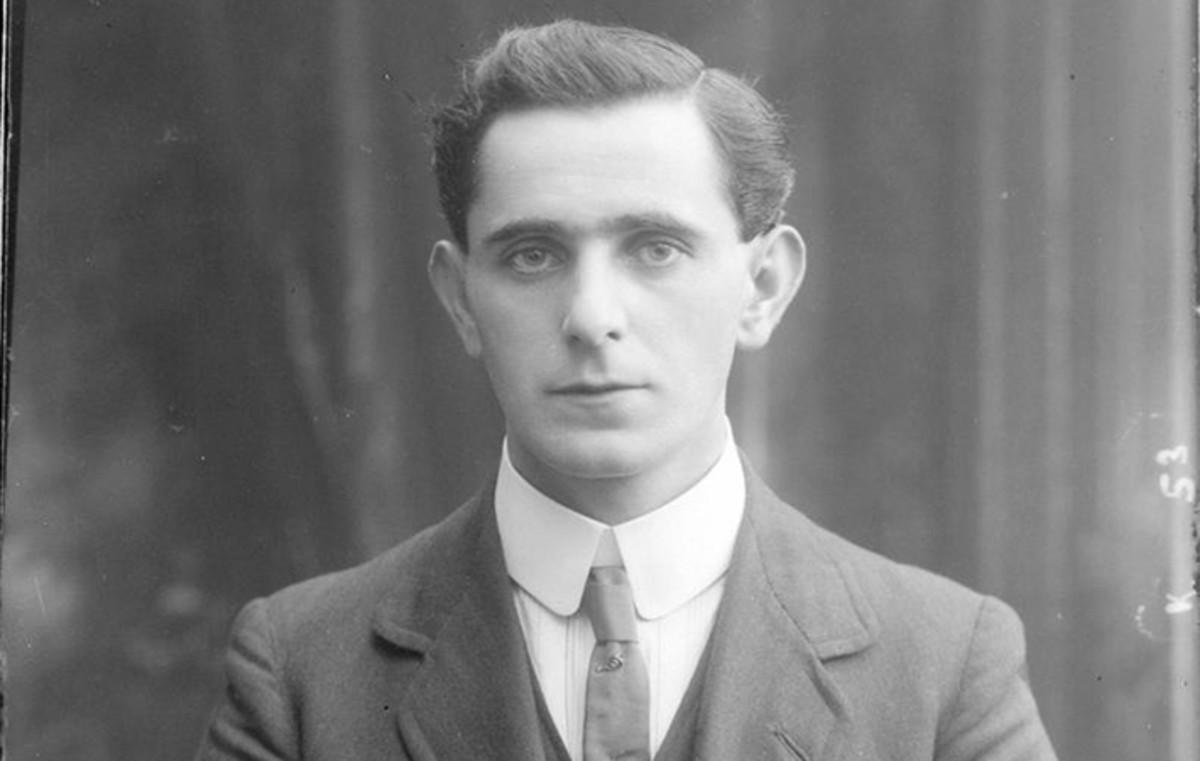The 1916 Easter Rising in Dublin - Sean McDermott