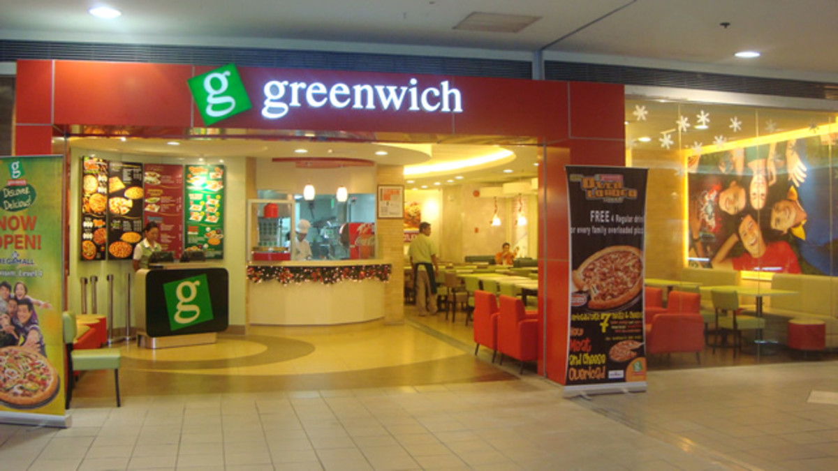 Greenwich Pizza