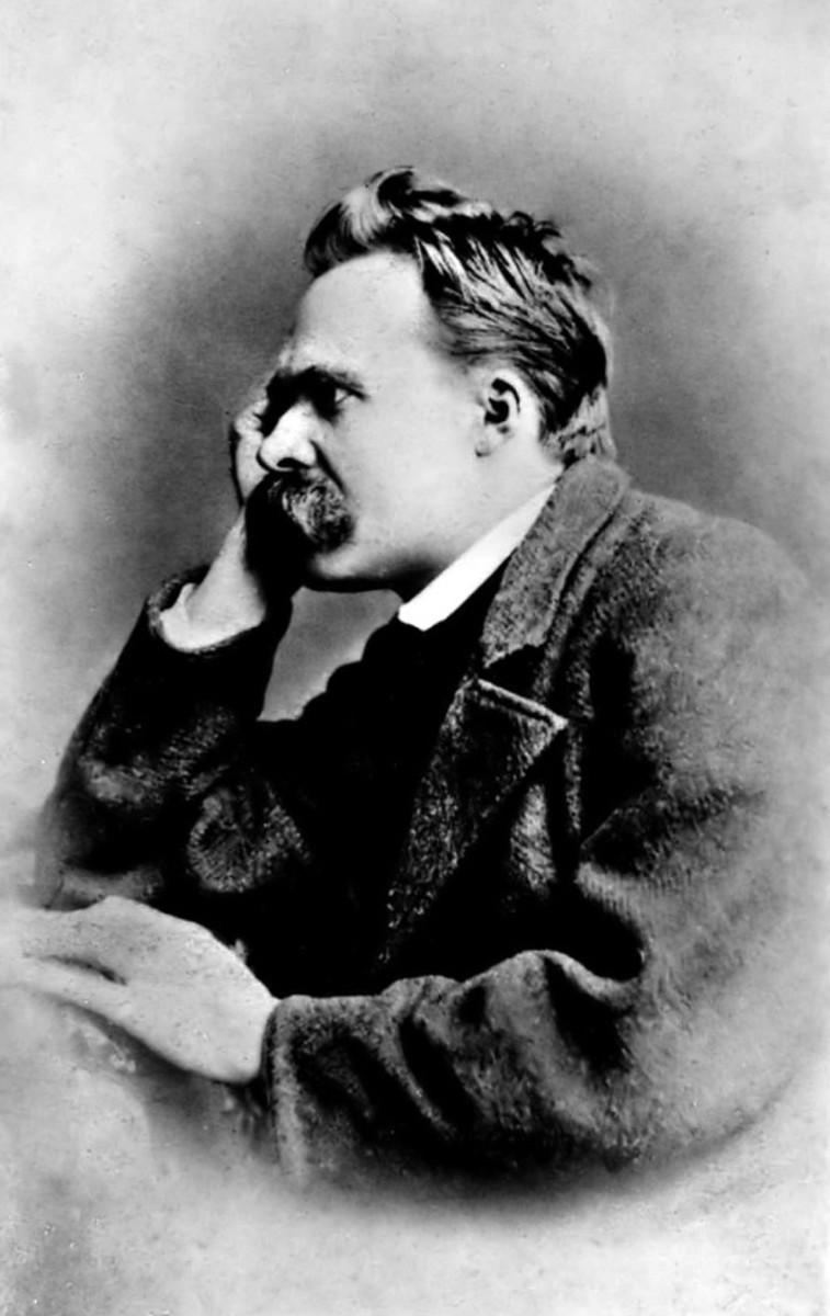 Nietzsche by Walter Kaufmann