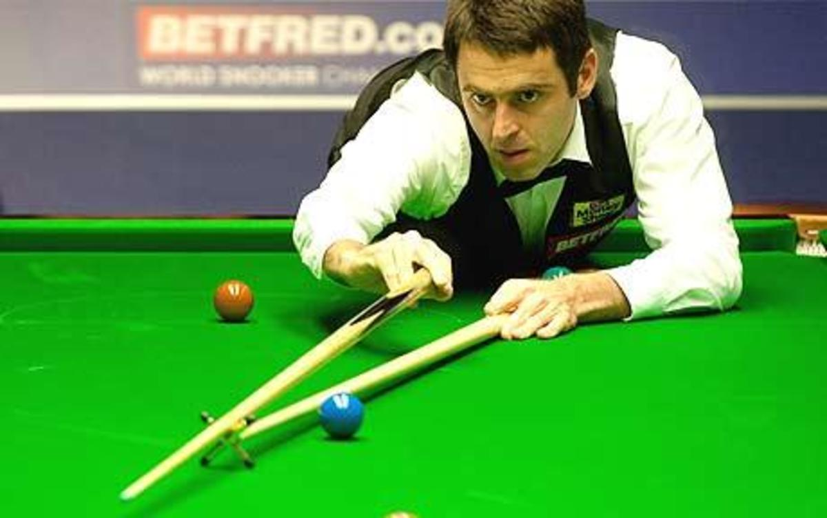 Twenty Top Snooker Quotes-The Snooker World Champions
