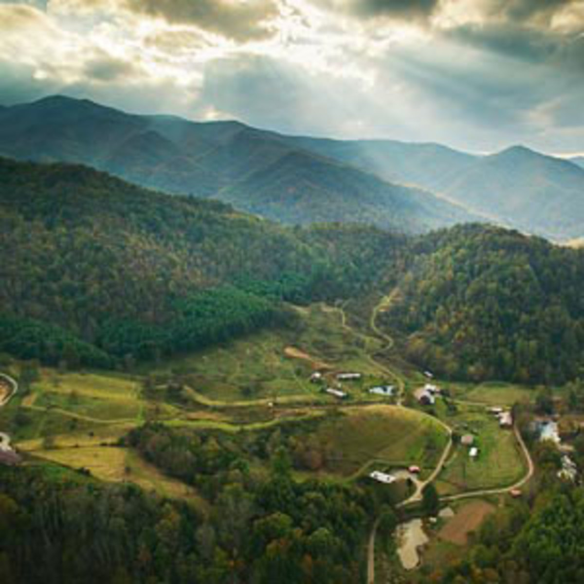 The remote mountain communities of western North Carolina had all kinds of weird and unusual customs like sin eaters.