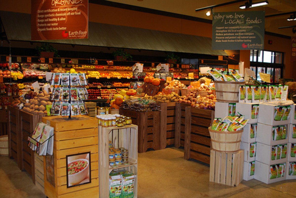 Earth Fare Chattanooga Tennessee Fresh Produce