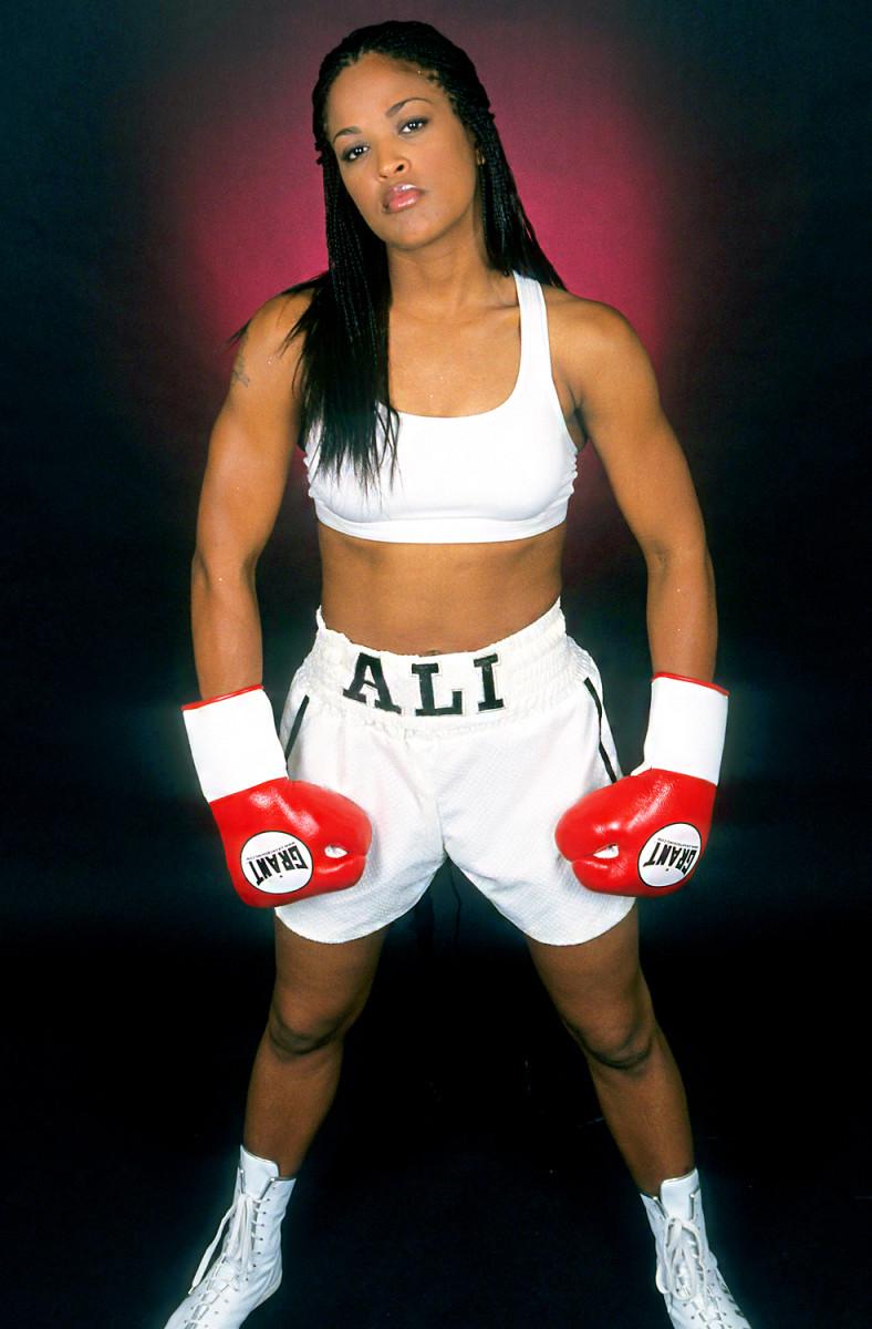 Laila Ali - Female Boxing