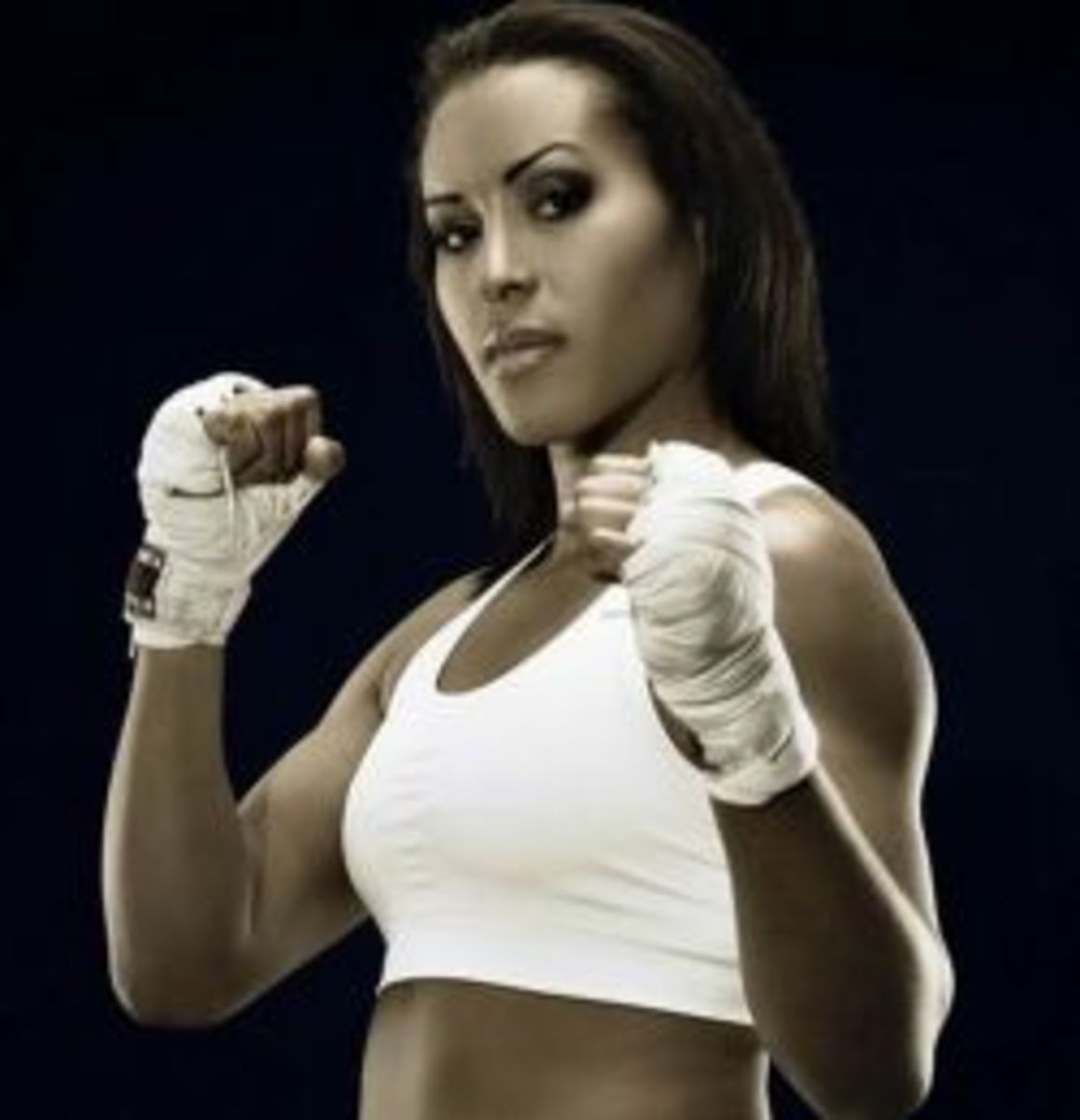 Cecilia Braekhus-female boxing