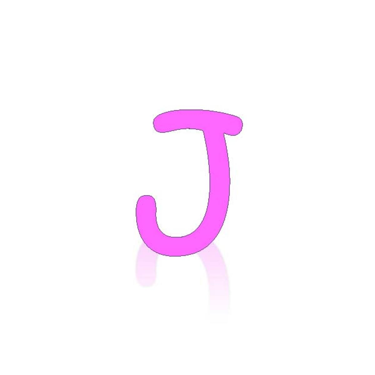 Acrostic Name Poems For Girls Names Starting With J