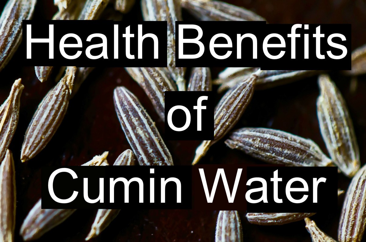 Drinking Jeera (Cumin) Water for Good Health Benefits