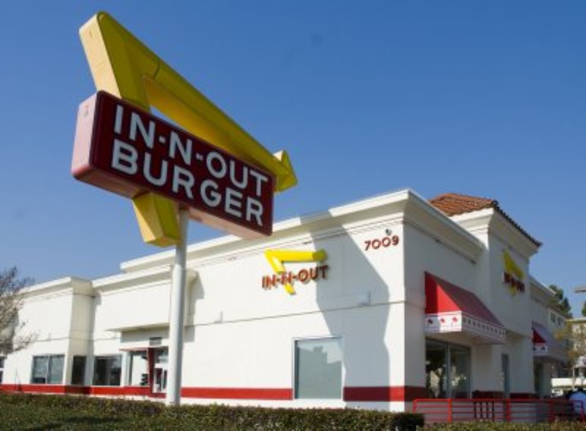 In-N-Out has grown from a single drive-through in Baldwin Park to 202 restaurants in California, Arizona and Nevada and is talking about expanding into Texas