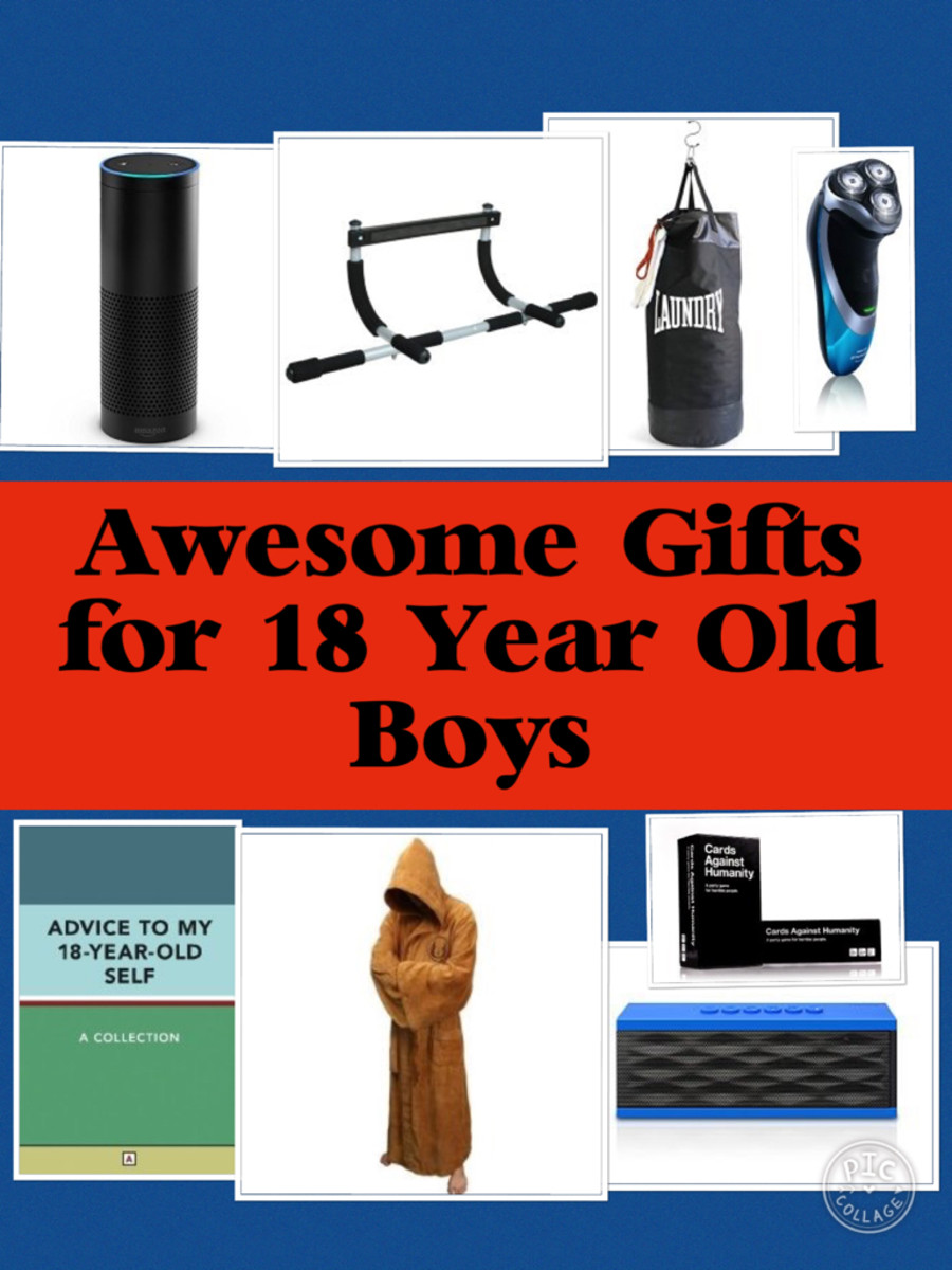 incredibly awesome gifts for 18 year old boys. Black Bedroom Furniture Sets. Home Design Ideas