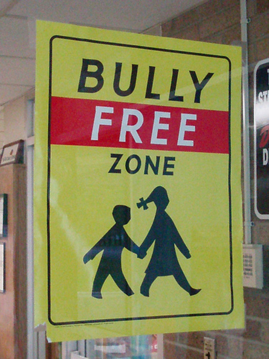 How To Stop Real Life Bullies And Internet Bullies