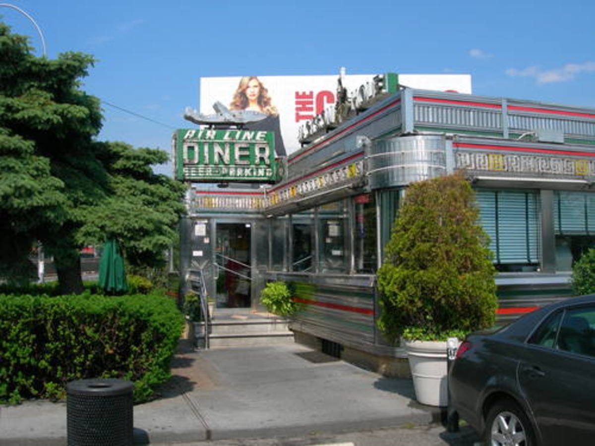 Jackson Hole Diner, Queens
