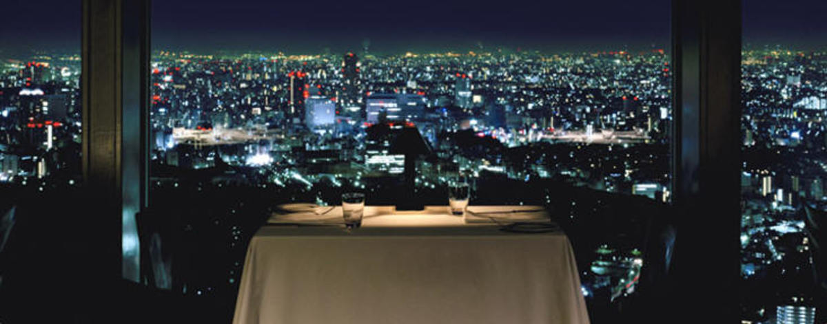 Heading there soon! Yoo Tokyo and New York Bar and Grill, here I come!
