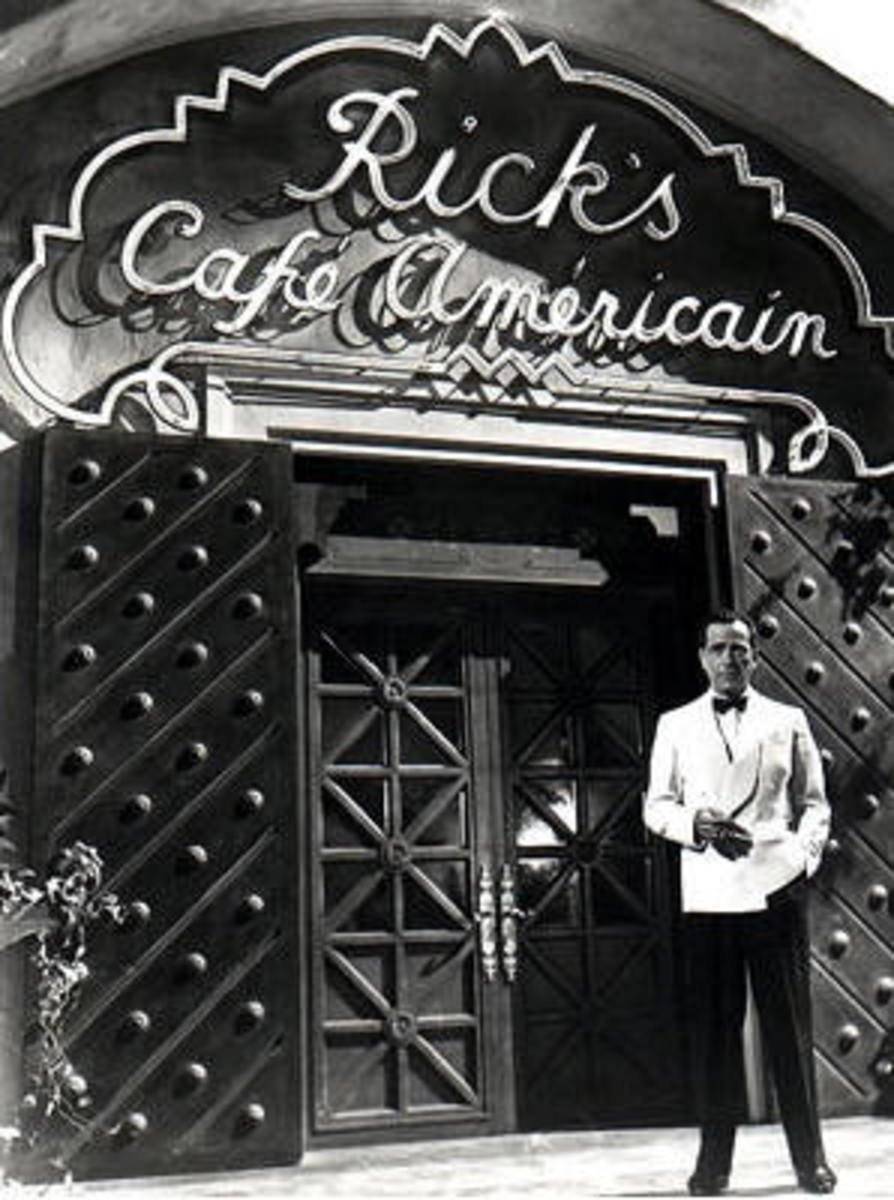 Rick's Care Americain: The most famous bar of all times isn't real!