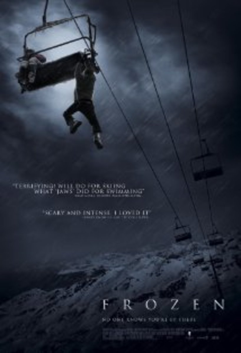 Frozen is the movie true story in 2010 based on a what would you do to get off the stranded chairlift?