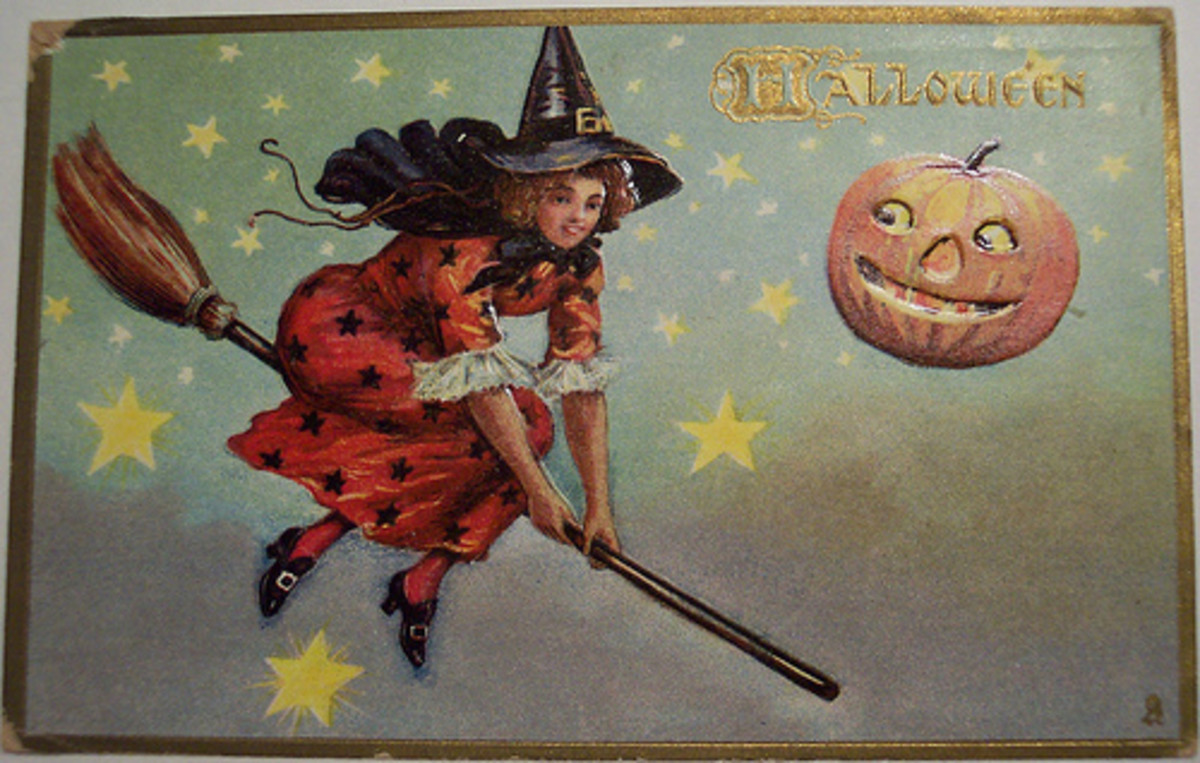 collecting-vintage-halloween-items