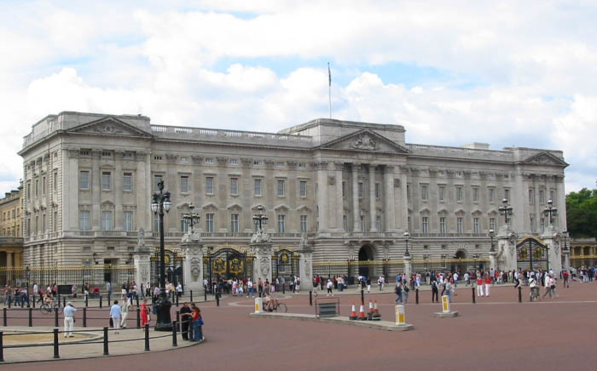 Home and safety, Buckingham Palace