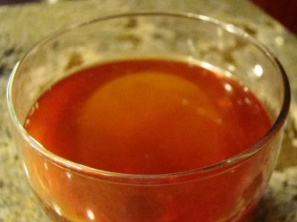 Homemade Pumpkin Wine
