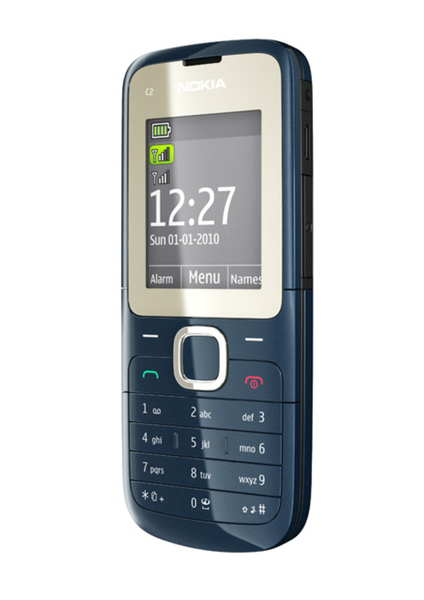 Dual SIM Nokia C2  No More Fuss in Configuring GPRS Internet and MMS Settings on China Phones