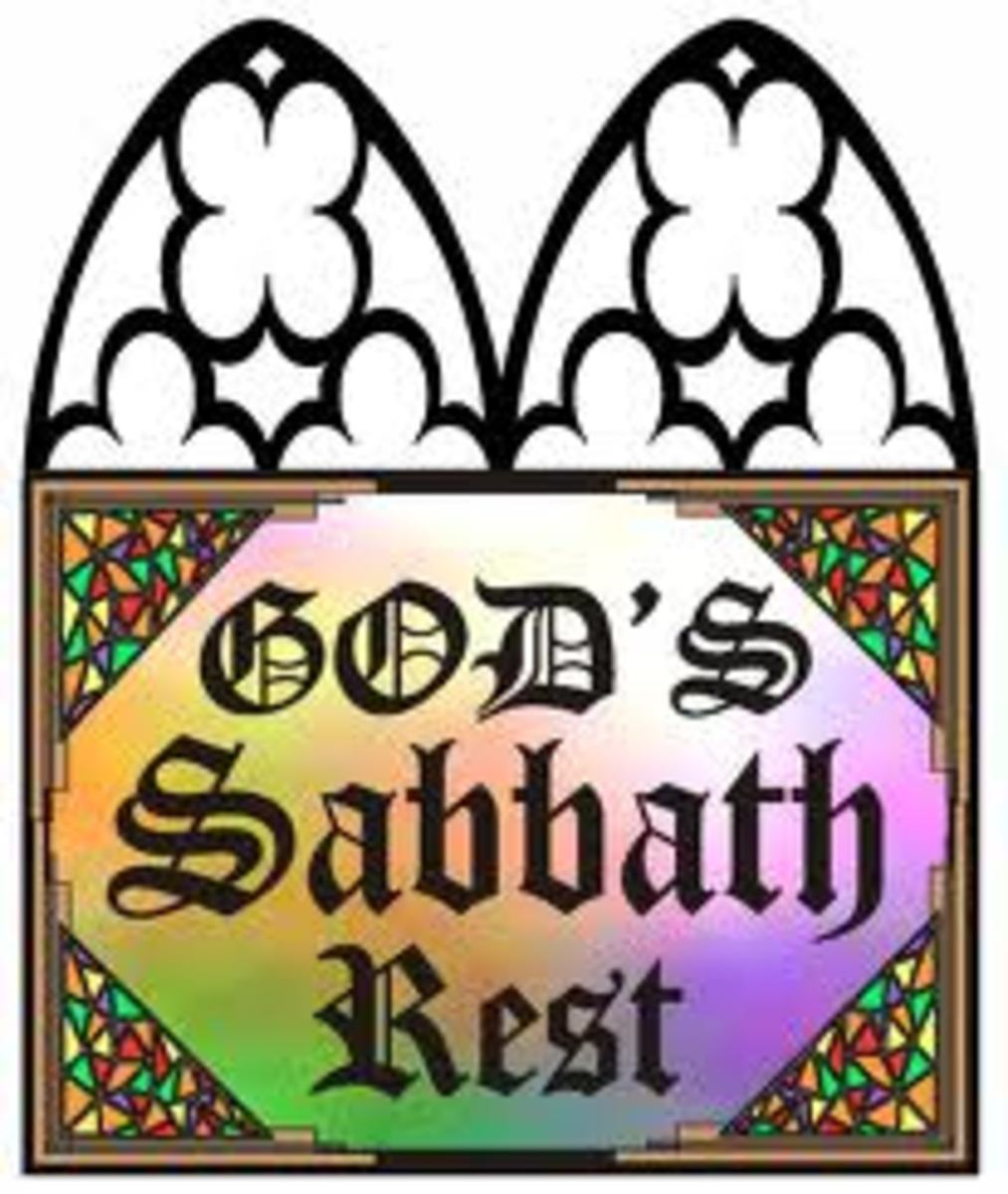 Remember the Sabbath Day: Saturday, Sunday or Everyday?
