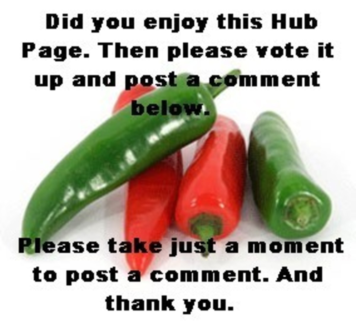 Please Vote This Hub Page Up If You Enjoyed It. And Also Please Post A Comment. Thanks In Advance.
