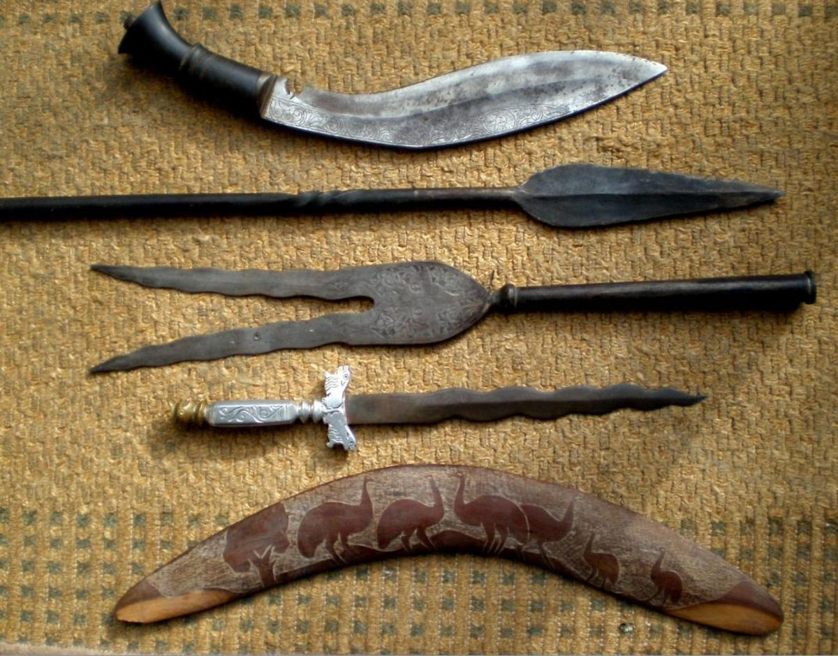 Ancient Ghana Weapon