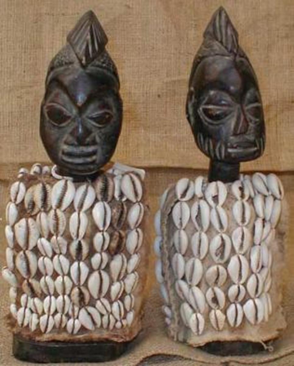Ancient Ghana Art