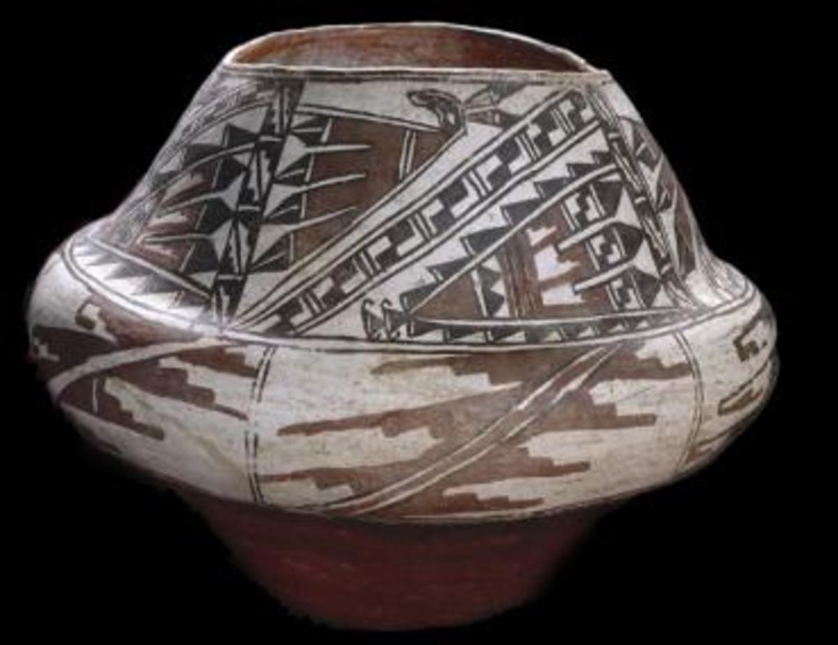 Ghana Pottery