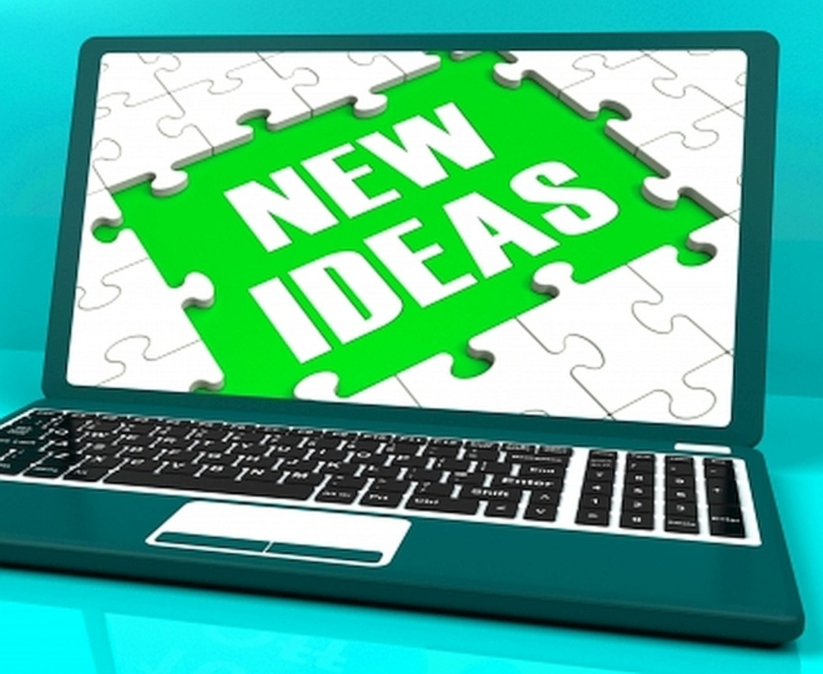 Passionate people have fresh and new ideas.