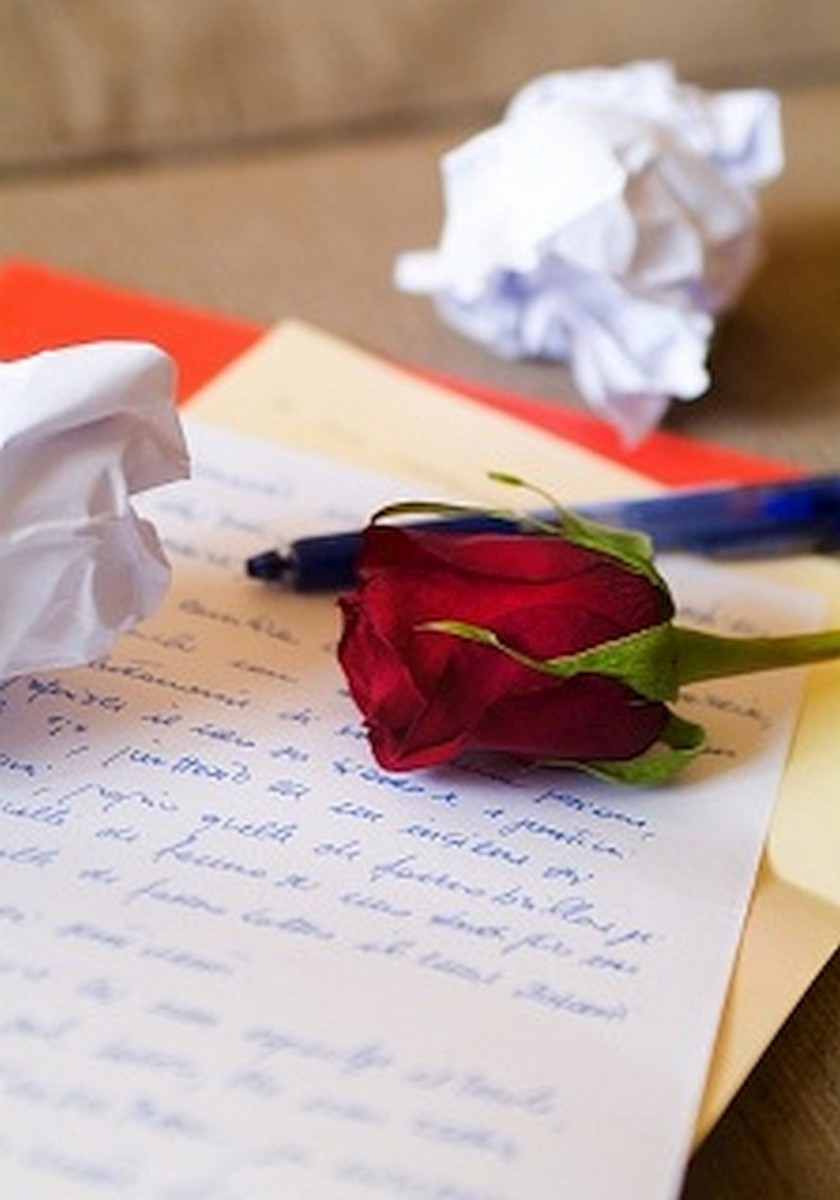 Find your passion within your heart and write it down!