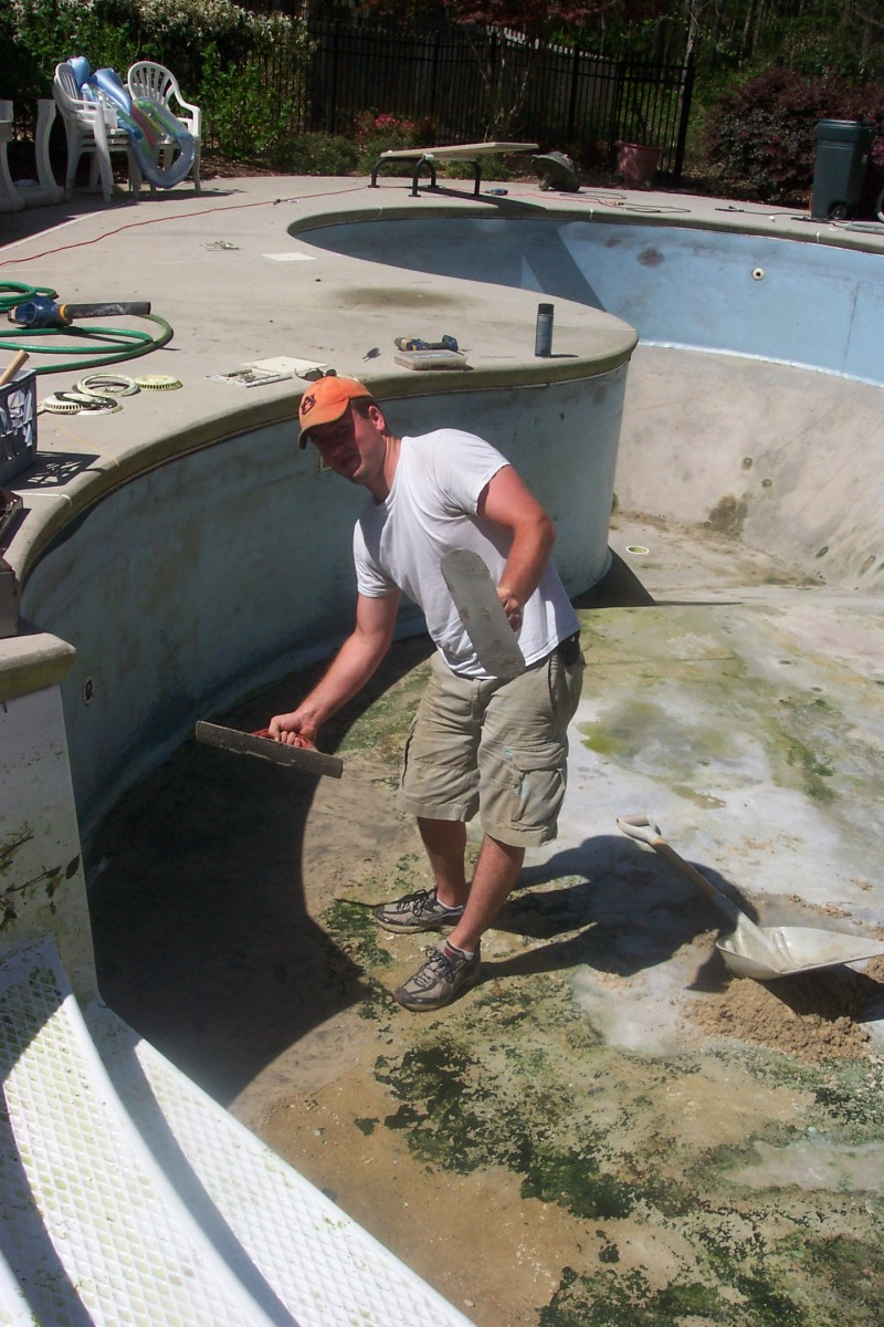 Find out what all is included in your pool liner replacement quote.