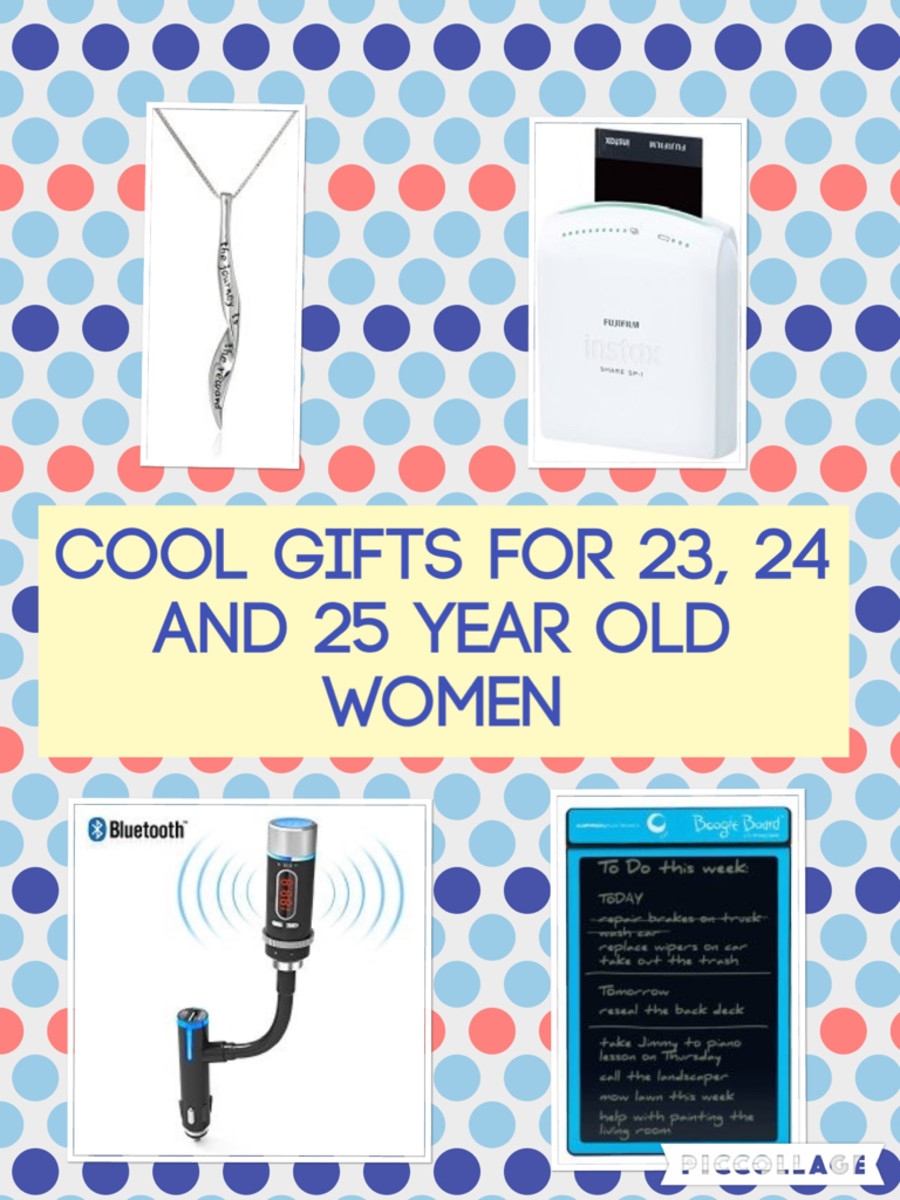 More Ideas Gifts For 23 24 And 25 Year Old