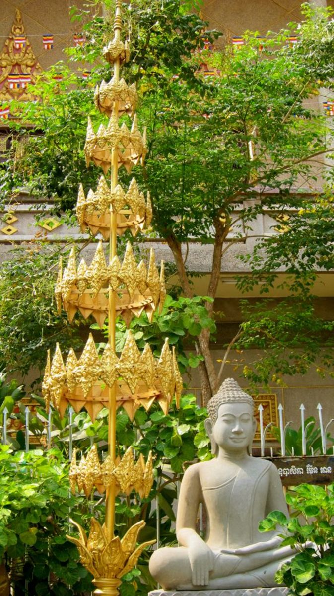 Baysei in Wat Lanka