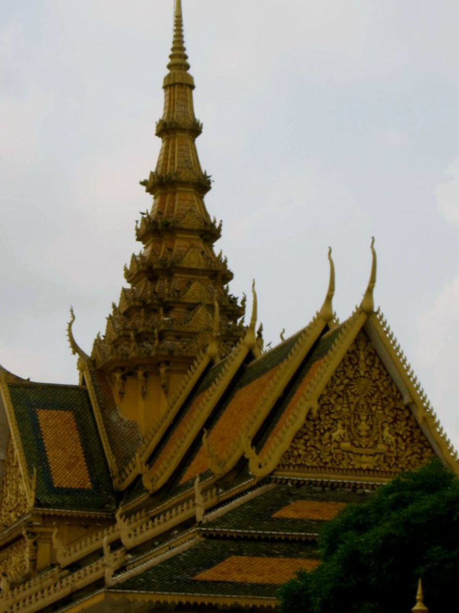 Khmer Temple