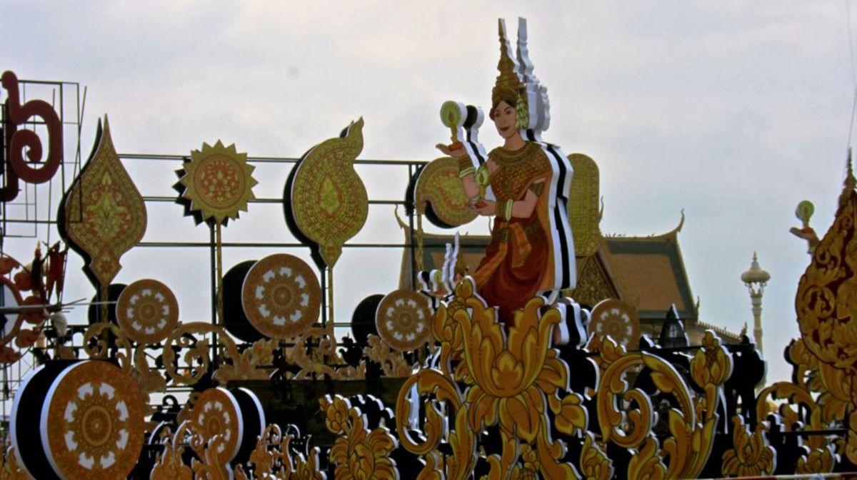 Khmer New Year 2016 Display