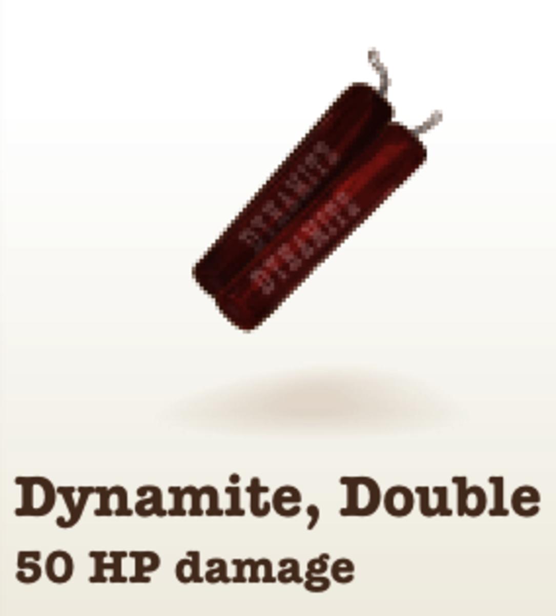 Dynamite Double!