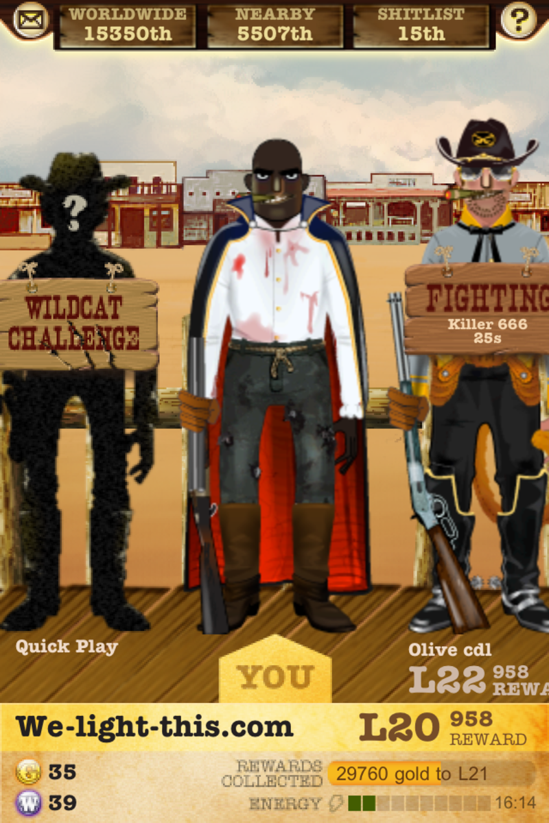 High Noon Cheats, Tricks and Tips