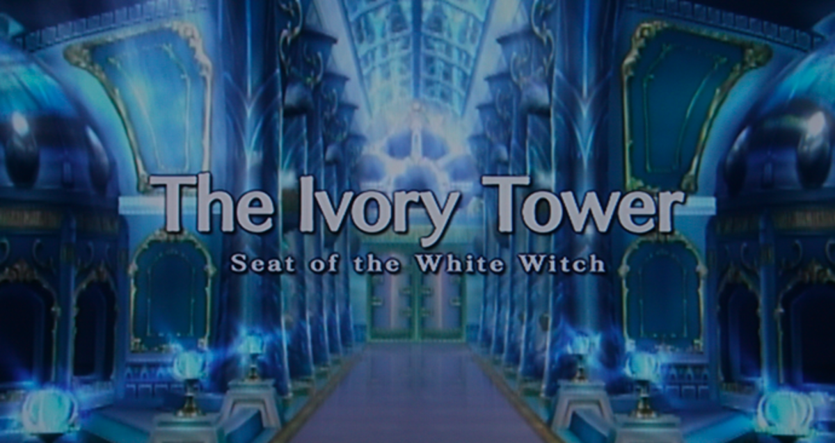 Ni no Kuni wakthrough: Party Fifty-Three: The Ivory Tower