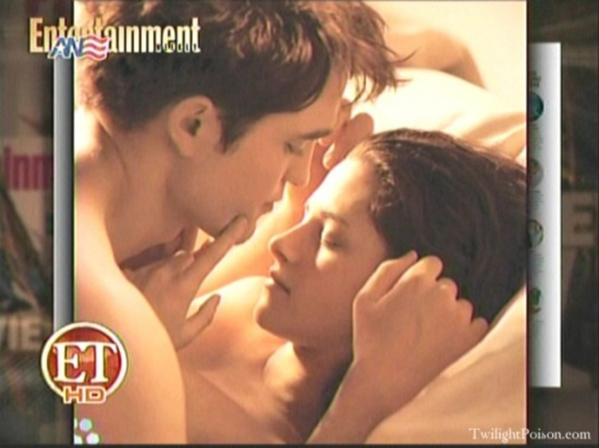 "Breaking Dawn director Bill Condon says about the honeymoon scenes, ""The anticipation is part of it and you want to play with what people expect and maybe subvert it a little and surprise them."""
