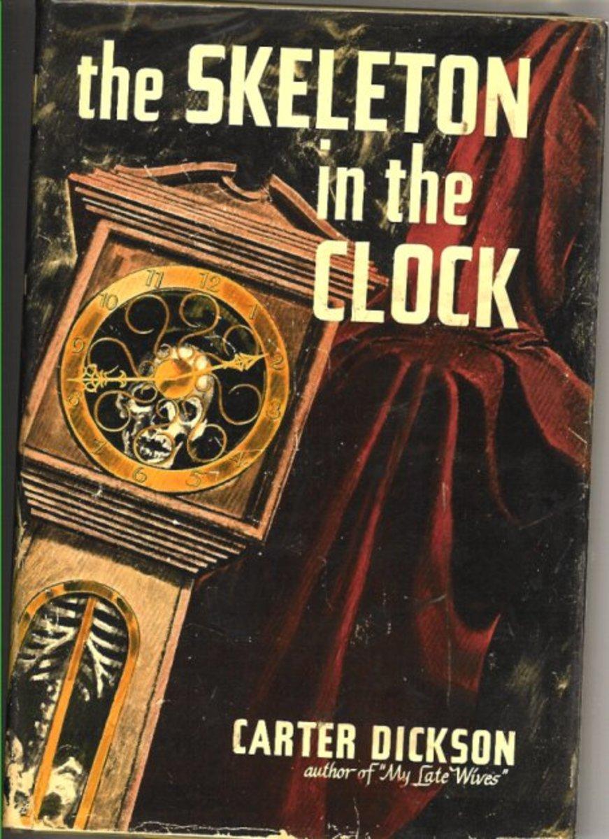 Skeleton in the Clock